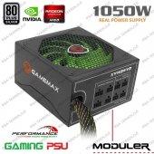 Gamemax Gm 1050 80 Plus Silver 1050w Modüler...