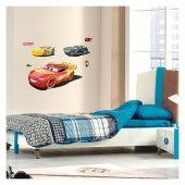 Cars Duvar Sticker 35x50 Cm