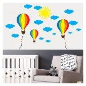 Balonlar 140x84 Cm Duvar Sticker
