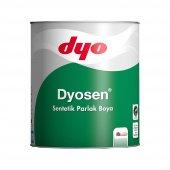 Dyosen Sentetik Parlak Boya 0,75 Lt Parlament Mavi