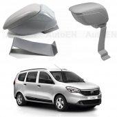 Dacia Lodgy Delmesiz Çelik Ayaklı GRİ Sürgülü Kolçak 8014355