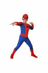 Spiderman Kaslı Çocuk Kostüm 2 3 Yaş 1 Adet