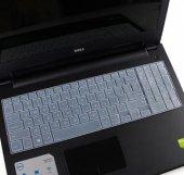 Dell Mr Md 7000 Silikon Klavye Koruyucu Kılıf