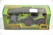 Çek Bırak Oyuncak Traktör/İş Makinesi (Tomruk Yükleme)-3