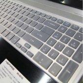 Asus K50 Silikon Klavye Koruyucu Kılıf