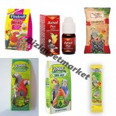 Papağan(Sultan,cennet) Bakım Seti Premium Paket