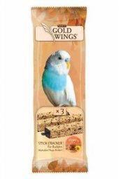 Gold Wings Ballı Muhabbet Krakeri 3lü 5 Paket