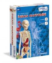 Clementoni 64297 İlk Keşiflerim İnsan Anatomisi...