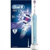 Oral B Pro 500 3d White Şarj Edilebilir Diş...