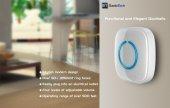 SadoTech Model CXR Wireless Doorbell with 1 Remote Doorbell Butto-7