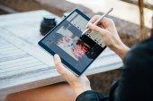 Adonit Dash 3 - Fine Point Precision Stylus for iPad, iPhone, Sam-5