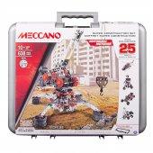 Meccano Super Construction Set, 25 Motorized Model Building Set-2
