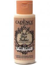 Cadence Kumaş Boyası F 602 Taffy 59ml