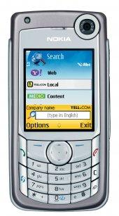 Nokia 6680 Büyük Tuşlu Cep Telefonu