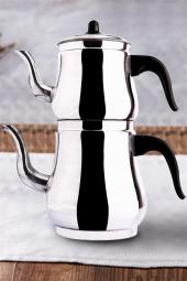 Menzir Cilalı Alüminyum Çaydanlık No 1
