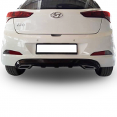 Hyundai İ20 Egzoz Görünümlü Difüzör 2014 Sonrası