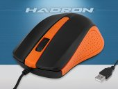 Hadron Hd5644 Turuncu Usb Turuncu Optik Mouse