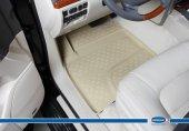 Audi A6 3D Novline Havuz Paspas Bej 4 Prç 2004-2011-3