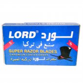 Lord Double Edge 2000 Adet 5li Kutu - 10000  Bıçak-3