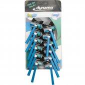 Dynamo Banyo Tıraş Bıçağı ( kartela bıçak 12 adet) Koli (20 karte