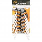 Dynamo Tek Bıçaklı Tıraş Bıçağı (Kartela bıçak 12 adet) koli (20