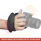 Canon İçin Hand Grip Strap Elcik 600d,650d,700d,750d,760d,800d