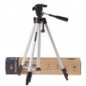 135cm Fotoğraf Makinesi Kamera Cep Telefonu Tripod Tripot Prof