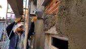 Duvar Tipi Sıva Püskürtme Küreği Jet Sıva
