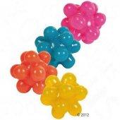 Beeztees Bubble Sert Silikon Renkli Top 3 Cm