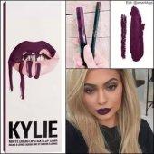 Kylie Jenner Ruj + Dudak Kalemi Kourt K Matte...