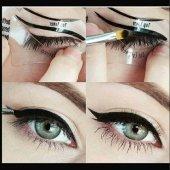 Fixliner 5 Farklı Seçenekli Göz Ve Far Makyajı...