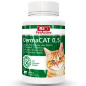 Bio Pet Active 0,5 Dermacat Brewers Yeast Kedi...