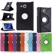 Samsung Galaxy Tab S 10.5 Sm T800 Kılıf + Film + K...