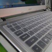 Acer Aspire E5-471G Klavye Silikon Kılıfı Koruyucu