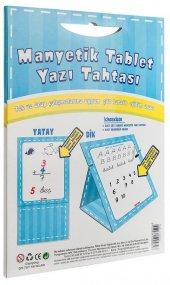 Dıy Toy Manyetik Tablet ve Yazı Tahtası (Mavi)-2