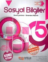 Nitelik 5.sınıf Sosyal Bilgiler Konu Kitabı