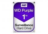 WD Purple 3.5 1TB 64MB SATA 3 7/24 Güvenlik Diski WD10PURZ