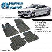Mercedes Cla 3d Havuzlu Paspas A+plus