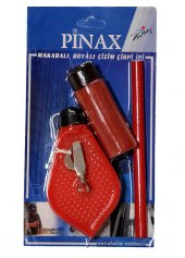 Pinax Boyalı Çirpi İpi + Usta Kalemi