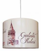 Istanbul Kuleleri Avize
