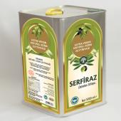 Serfiraz Erken Hasat S.s.organik.naturel Sızma Zeytinyağı 5000 Ml