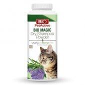 Kediler İçin Lavanta Biberiye Özlü Kuru Kedi Şampuanı 150gr
