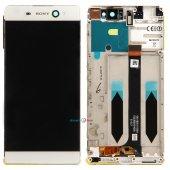 Sony Xa Ultra Lcd Ekran - Dokunmatik Panel Çıtalı-2