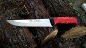 Kesim Bıçağı 3mm T7 Çelik Kaymaz Silikon Sap...