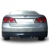 Honda Civic Fd6 Custom Arka Tampon Eki