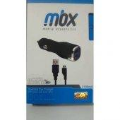 MBX ARAÇ ŞARJI 2100 MICRO USB