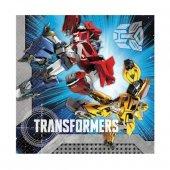 20 Adet Transformers Sunum Peçetesi-2
