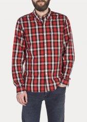 Levis Kırmızı Kareli Erkek Gömlek 65824 0308