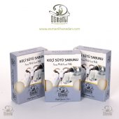 3 Adet Osmanlı Sabunları Keçi Sütü Sabunu 100gr
