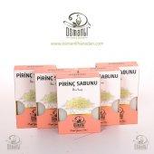 5 Adet Osmanlı Sabunları Pirinç Sabunu 100gr